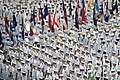 US Navy 110603-N-ZB612-083 Sailors form a.jpg