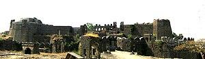 Udgir Fort - Image: Udgir Fort