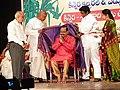 Ugadi puraskars of Kinnera Art Theatres 05.jpg