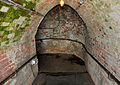 Underground Hospital tunnel, Dover castle.jpg