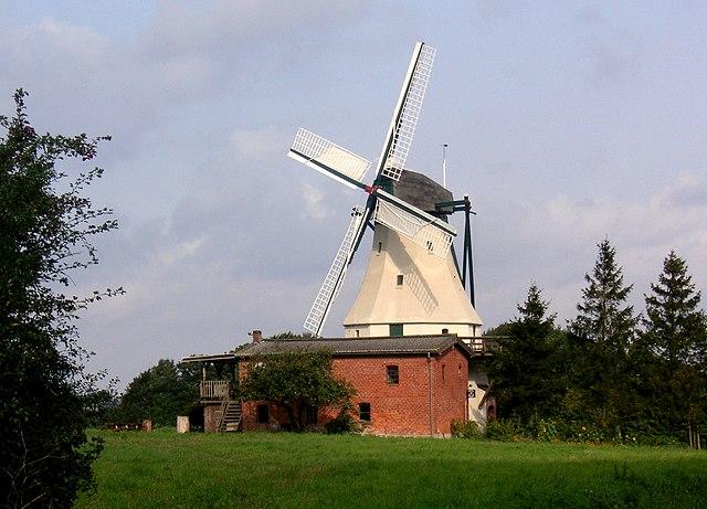 Unewatt Mühle