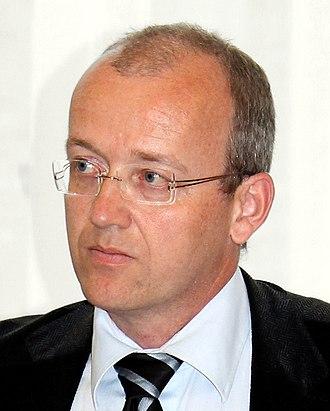 Krisztián Ungváry - Ungváry in 2014