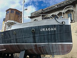 Uragan ship in Rijeka.JPG