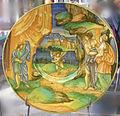 Urbino, francesco xanto-avelli, eco trasformata in sasso, 1530 ca..JPG
