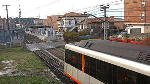 Urduliz - Metro station of Urduliz