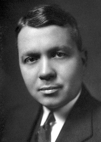 Harold Urey - Harold Urey