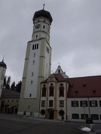 Ursberg Abbey - Ursberg Abbey