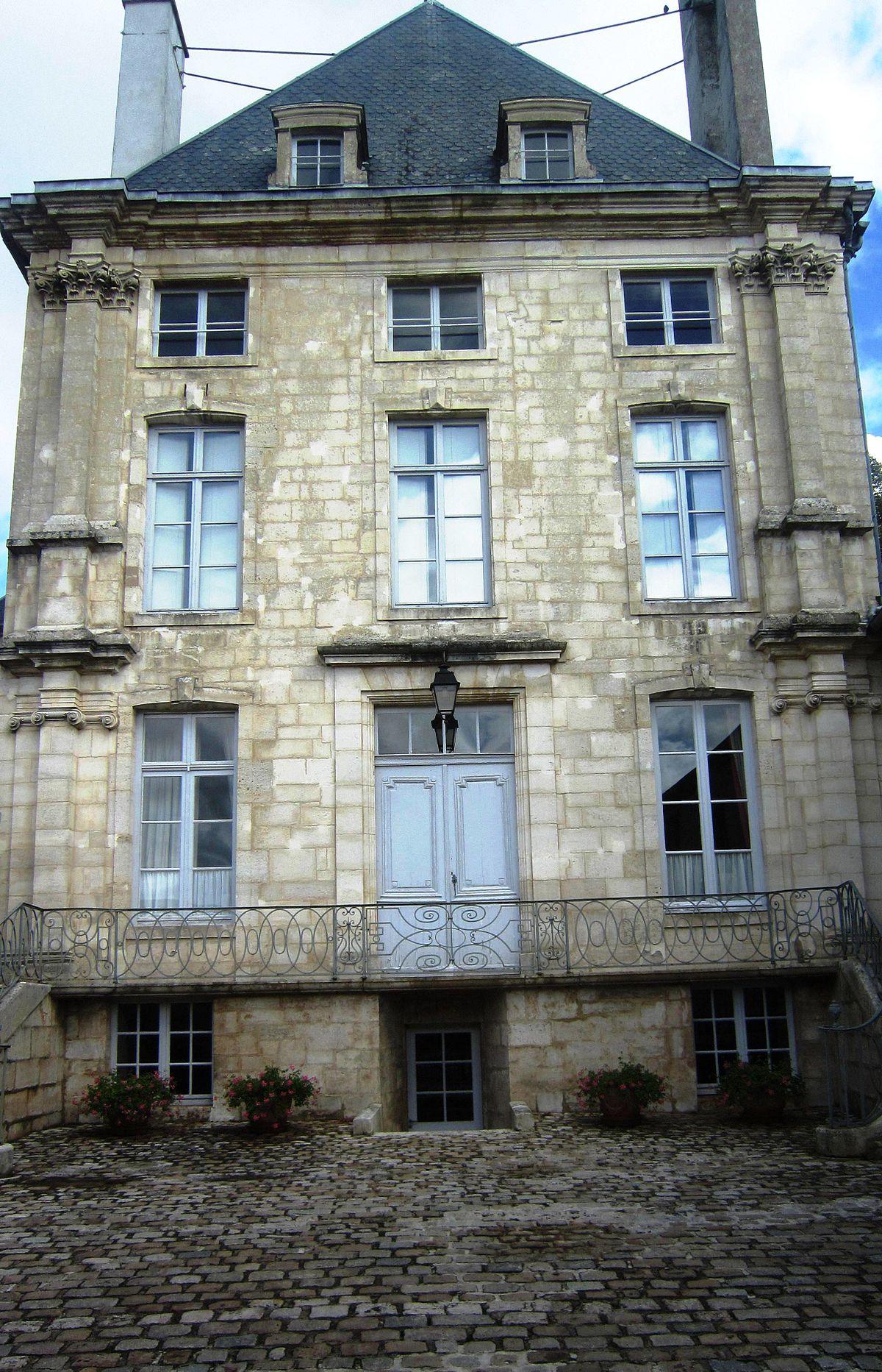 Hotel De Clermont Tonnerre Paris