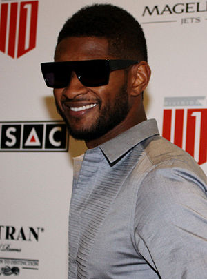 Atlanta hip hop - Usher