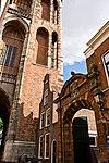 utrecht - servetstraat - conciergewoning - bisschopshof