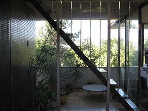Neutra VDL Studio and Residences - VDL studio open staircase