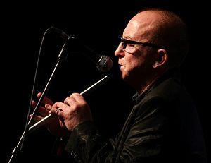 Vinnie Kilduff - Vinnie performing at the EBN Congress, Derry 2013