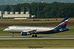 VQ-BIU Airbus A320-214 A320 - AFL (29878684921).jpg