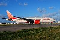 VT-ALG - B77L - Air India