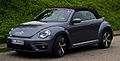 VW Beetle Cabriolet 1.4 TSI Sport R-Line (II) – Frontansicht, 1. Juni 2013, Ratingen.jpg
