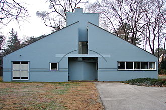 Postmodern architecture - Image: V Venturi H 720am