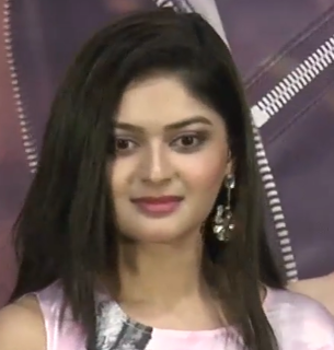 Vaibhavi Shandilya Indian actress