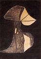 Vajda Lajos - Szénrajz fekete alapon 1939.jpg