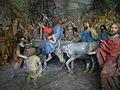 Varallo, Sacra monte, Cappella 19-Entry into Jerusalem 02.JPG
