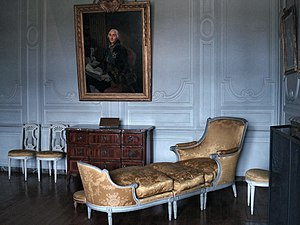Chaise longue - Duchesse brisée