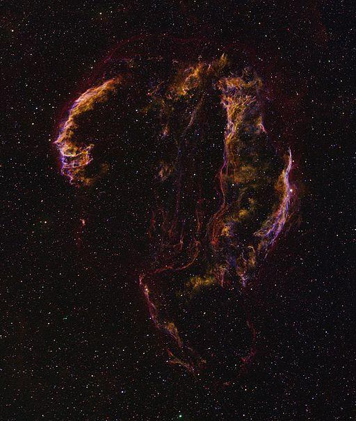 Veil nebula (Mikael Svalgaard)