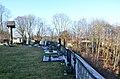 Velden Augsdorf Oberer Kirchenweg 10 Pfarrkirche heilige Maria Rosenkranzkoenigin alter Friedhof 13012014 190.jpg