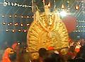 Vellayani Devi Idol on Kalamkaval.jpg