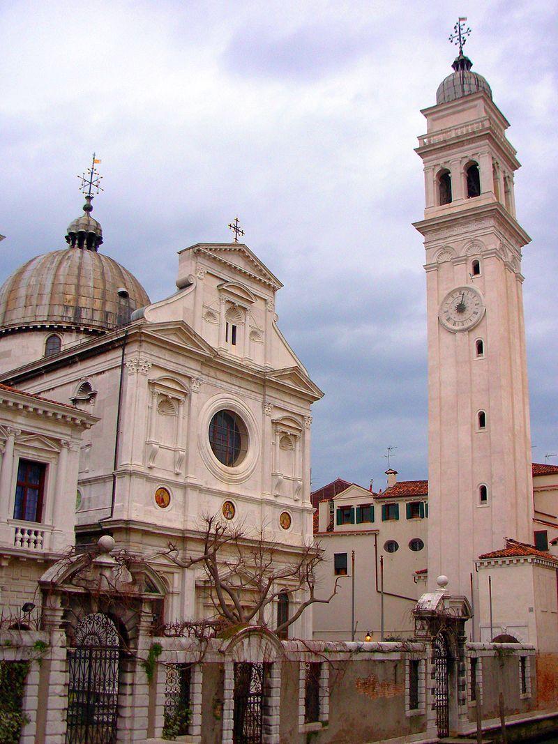 Venezia - Chiesa di S.Giorgio dei Greci.jpg