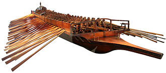 Venetian navy - Model of a Venetian galley, Museo Storico Navale, Venice