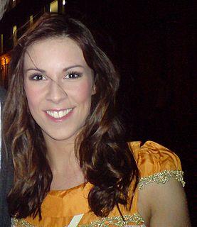 Verity Rushworth British actress
