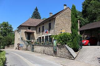 Vernas Commune in Auvergne-Rhône-Alpes, France