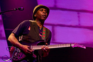 Vernon Reid Guitarist, songwriter and composer