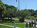 Veterans Memorial eternal flame.jpg