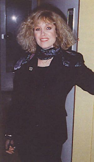 Vicki Brown - Brown in 1989