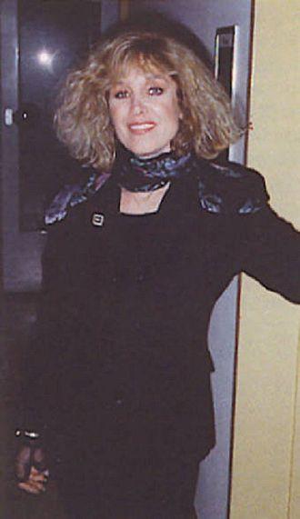 Vicki Brown - Brown in 1989