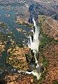 Victoria Falls, Viktoriiny vodopády - Zimbabwe - panoramio.jpg