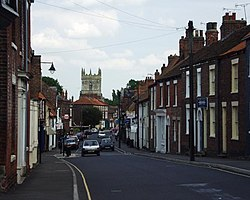 View SE down High St. of Barton on Humber - geograph.org.uk - 2463.jpg