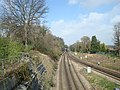 View from Down Hill towards Ravensbourne Station - geograph.org.uk - 1236054.jpg