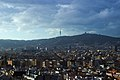 View from Mirador del Poble Sec at Sunset (33232278741).jpg