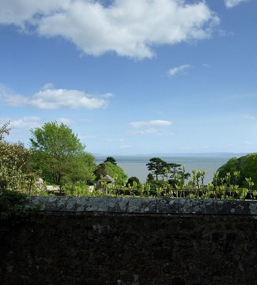 View from St Donat's Castle - geograph.org.uk - 1322809