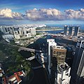 View from UOB Plaza 1, Singapore - 20091211.jpg