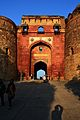 View of entrance to Purana Qila.JPG