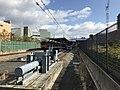 View of platform of Sakurajima Station 2.jpg