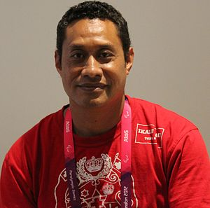 Tonga at the 2012 Summer Paralympics - President of the Tonga National Paralympic Committee and chef de mission of Tonga for the 2012 Summer Paralympics Viliami Tufui.