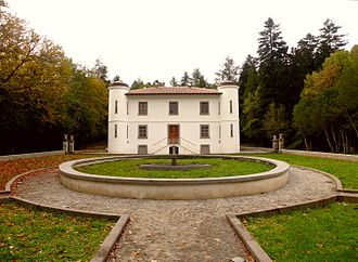 Bolotana - Villa Piercy in Badde Salighes's forest.
