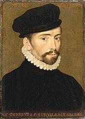 Nicolas de Neufville, seigneur de Villeroy (1543 - 1617)