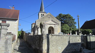 Villotte-sur-Ource Commune in Bourgogne-Franche-Comté, France