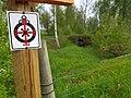 Vilskeleden med Brynolfsmärket vid stenvalvsbro 20210527.jpg