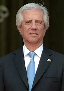 Tabaré Vázquez President of Uruguay (2005-2010, 2015-)
