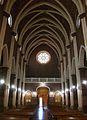 Vista cap als peus de l'església del convent del Carme d'Onda.JPG